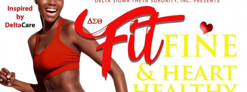 Fit, Fine and Heart Healthy - A Community Fitness Event