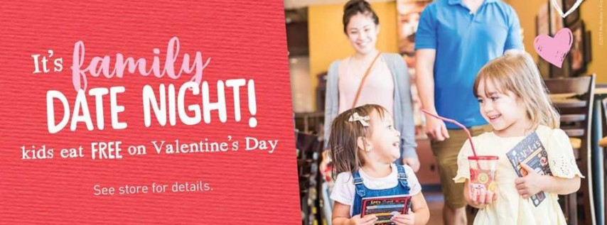 Valentines Day/Family Date Night!