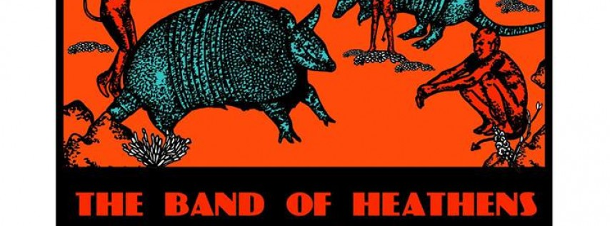 The Band of Heathens & The Texas Gentlemen at Mohawk Austin