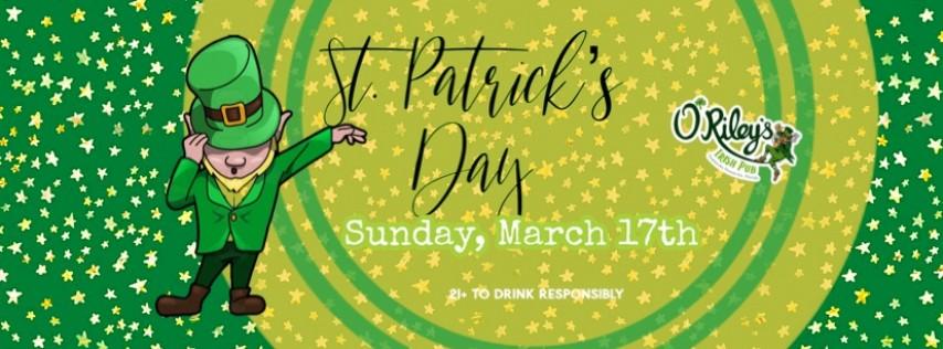 O'Riley's Irish Pub St. Patrick's Day Celebration