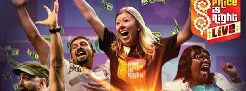 The Price is Right Live at Barbara B. Mann