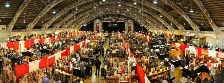 Florida Antiquarian Book Fair -- A Book Lover's Paradise