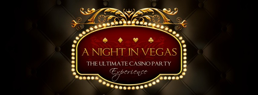 A Night in Vegas: The Ultimate Casino Party Experience