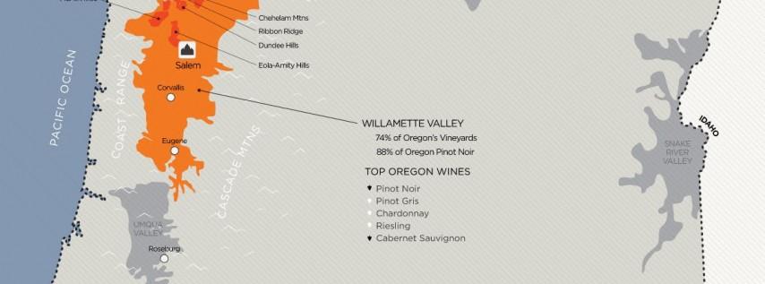 Wine Education 201: Willamette Valley, Oregon