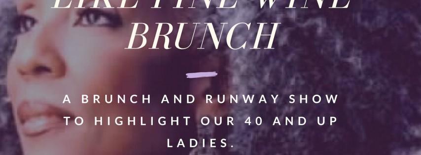 Aging Like Fine Wine Brunch