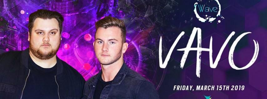 Vavo at The Wave Nightclub