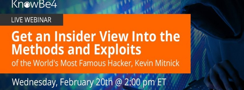 Insider View Into the Methods and Exploits of Kevin Mitnick