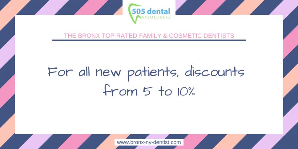 Discount from 505 Dental Associates