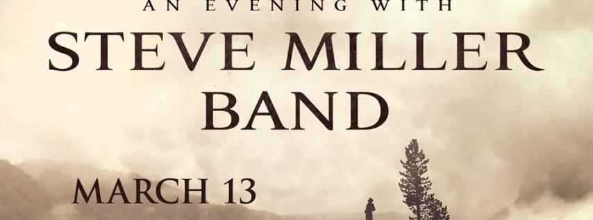 Steve Miller Band // Ft Myers, FL // March 13th