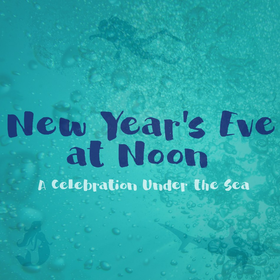 New Year's Eve at Noon Event at Great Explorations