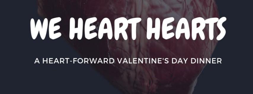 WE HEART HEARTS