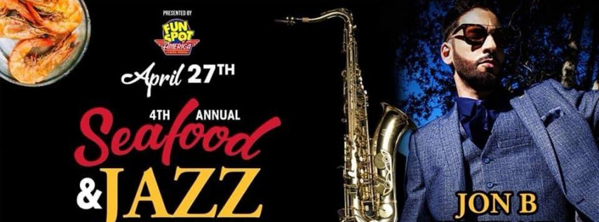 Seafood & Jazz Festival (4th Annual)