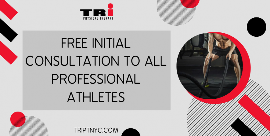 Free initial consultation from TRi Physical Therapy of Brooklyn