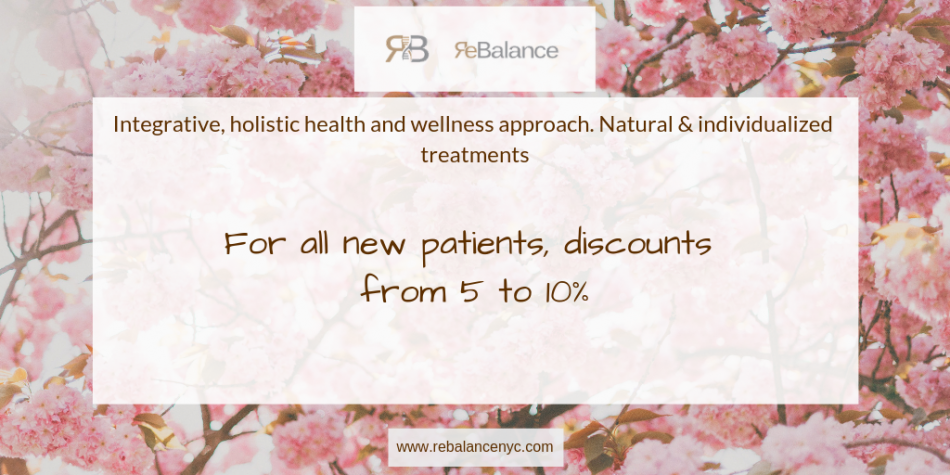 Discount from ReBalance