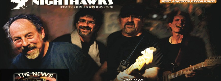 The Nighthawks and Hurricane Hawk & the Invaders