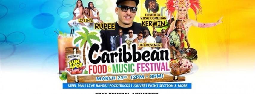 Caribbean Food & Music Festival