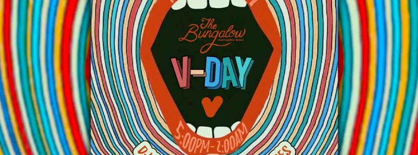 The Bungalow Huntington Beach Valentine's Day Party