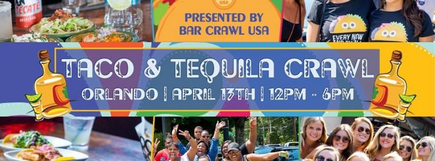 Taco & Tequila Crawl: Orlando