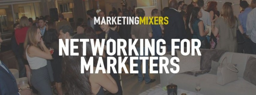 Marketing Mixers December: Networking for Marketing Professionals - Chicago
