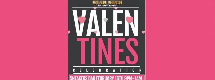 Valentine's Celebration at Sneakers