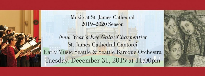 New Year's Eve Gala Concert: Charpentier