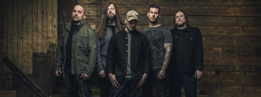 ALL THAT REMAINS w/ Sp. Guests ESCAPE THE FATE & SLEEP SIGNALS