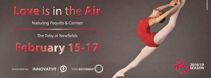 Love is in the Air: Paquita & Carmen