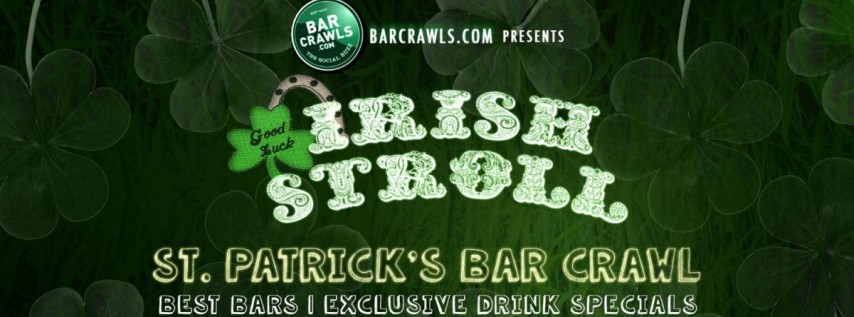 Ft Lauderdale St. Patrick's Day Irish Stroll