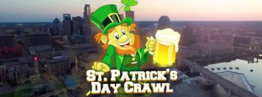 Lucky's St. Patrick's Day Crawl