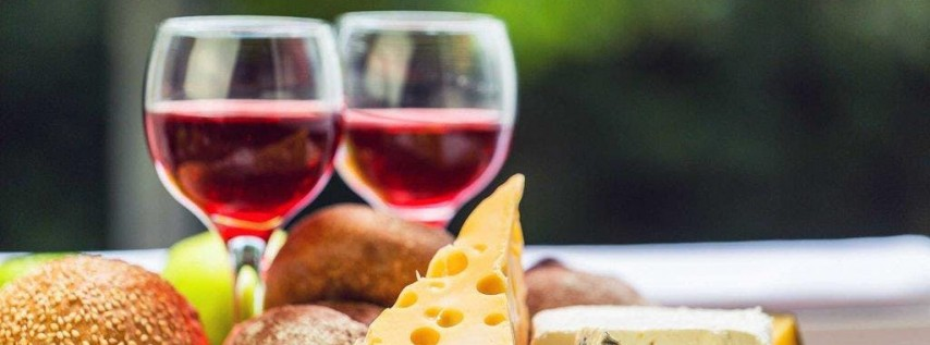 Cheese Wine & Pasta Event