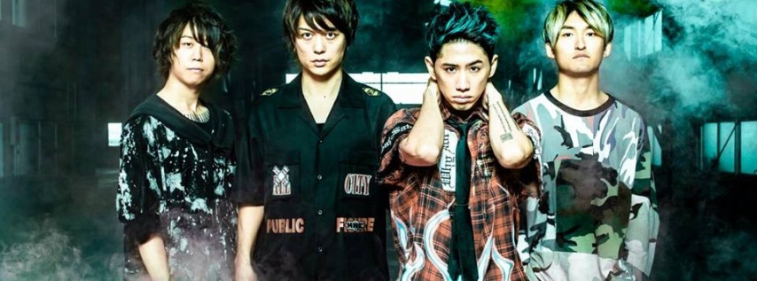 ONE OK ROCK - Eye Of The Storm North America Tour 2019