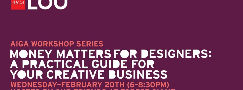 Money Matters for Designers: A Practical Guide for your Creative Business With Lindsey Chastain