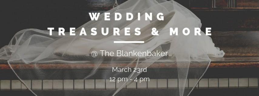 Wedding Treasures & More Bridal Resale Event