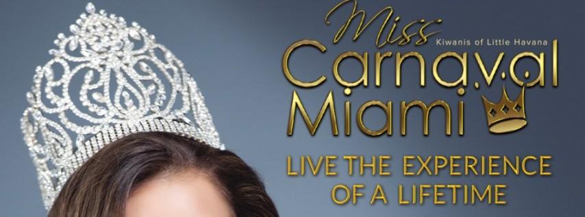 Miss Caranaval Miami 2020