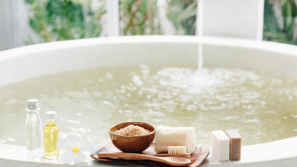 D.I.Y Bubble Bath and Bath Salts