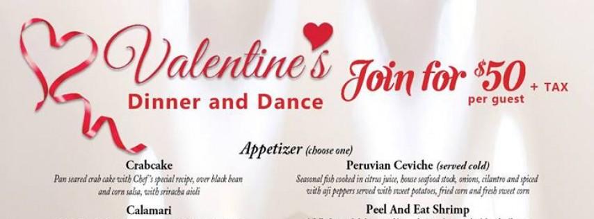Valentines Day Celebration at 201 Seafood Restaurant