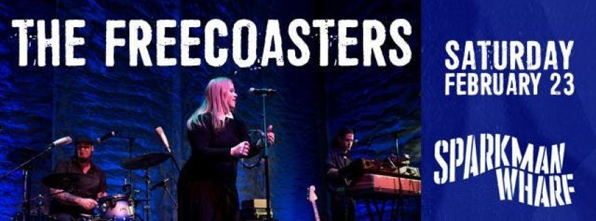 The Freecoasters at Sparkman Wharf in Tampa