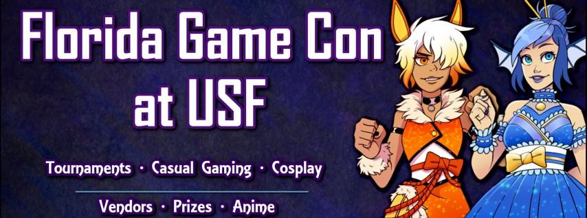 Florida Game Con at USF