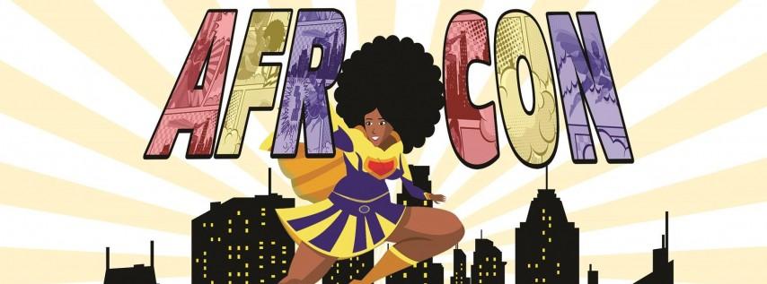 AfroCon: A Celebration of Diverse Superheroes
