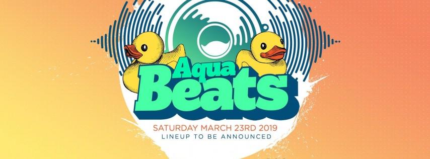 Aqua Beats Rooftop Pool Party