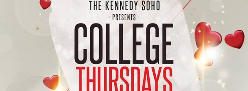 College Thursdays at The Kennedy