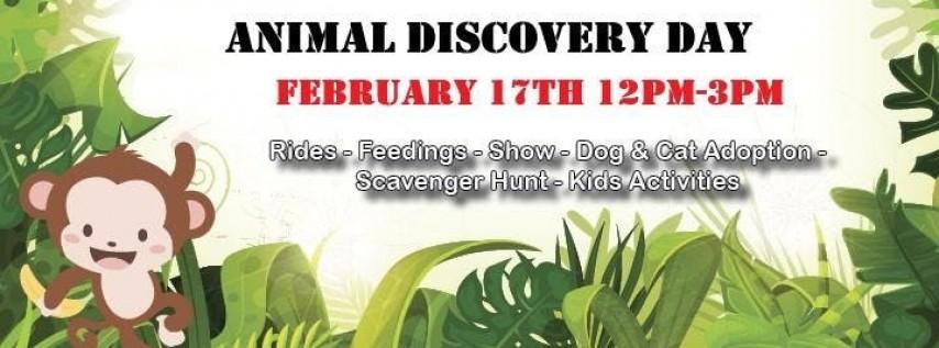 Animal Adventure Day