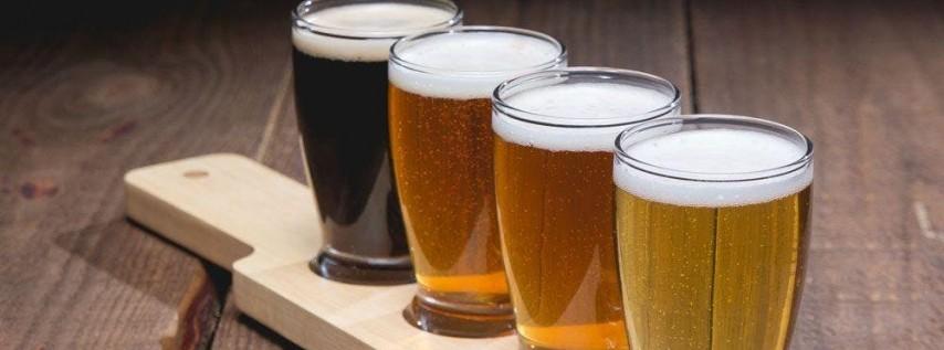 Beer & Pie Tasting Event