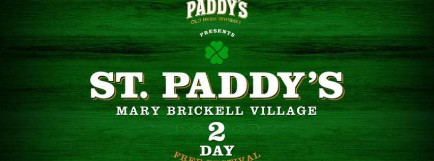 St. Patrick's Day - St. Paddy's Brickell