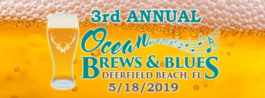 Ocean Brews and Blues 2019
