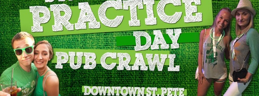 St. Practice Day Pub Crawl