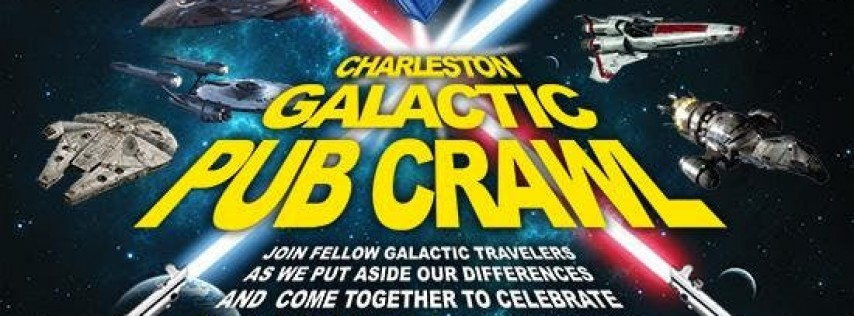 Galactic Pub Crawl (Charleston, SC)