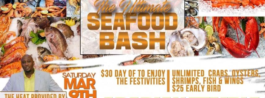 The ULTIMATE SEAFOOD BASH