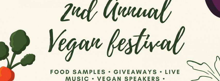 Fayetteville 2019 Annual Vegan Festival