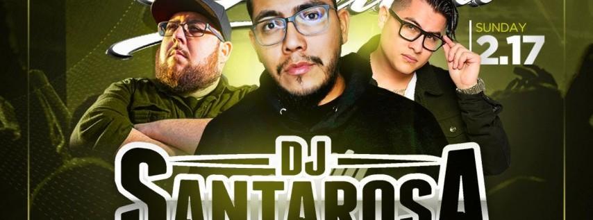 LA Gozadera Latina! Reggaeton, Trap & More! DJ SANTAROSA, DJ R2RO & DJ RICK